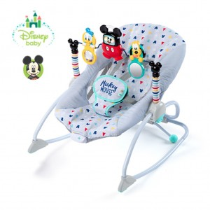 10327 - Mecedora Mickey con Caja Musical