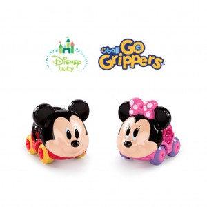 11325 - Autos Mickey & Minnie Go Grippers (x2u)