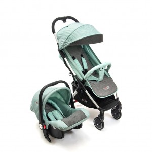 2206 - TRAVEL SYSTEM ULTRAPLEGABLE AQUA