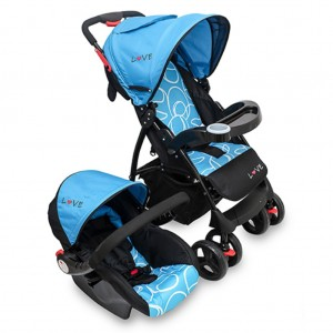 279 - TRAVEL SYSTEM BLUE