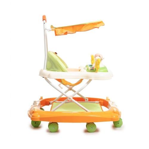 7013 - Andador Mecedor naranja